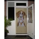 vliegengordijn Liso ® 033 Fliegenvorhang mit Boxer - Do-it-yourself-Paket Preis / m²