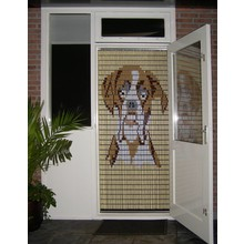 Liso ® 033 Vliegengordijn met Boxer - Doe-het-zelf pakket | Prijs / m²