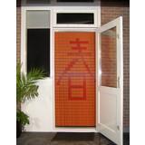 vliegengordijn Liso ® 042 Fliegenvorhang mit chinesischem Zeichen: Neuanfang - Do-it-yourself-Paket Preis / m²