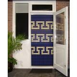 Liso ® 049 Fliegenvorhang mit griechischem Motiv - Do-it-yourself-Paket Preis / m²