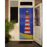 vliegengordijn Liso ® 051 Fliegenvorhang mit Leuchtturm - Do-it-yourself-Paket Preis / m²