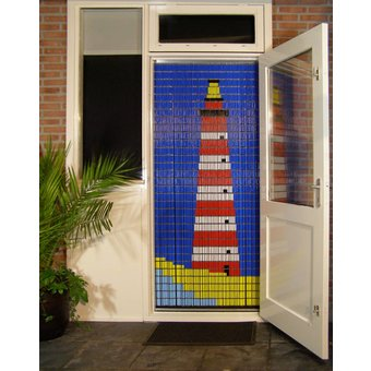 vliegengordijn Liso ® Fly curtain DIY-Paket Liso® Lighthouse Do-it-yourself-Paket. Preis pro m²