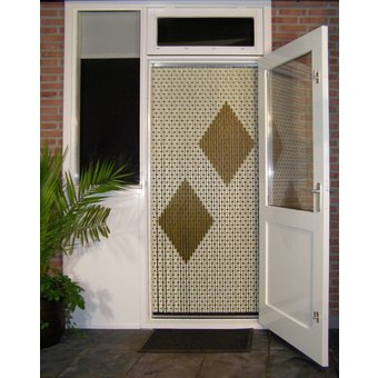 Liso ® Fliegenvorhang DIY-Paket Liso® 2 Fenster - Do-it-yourself-Paket. Preis pro m²