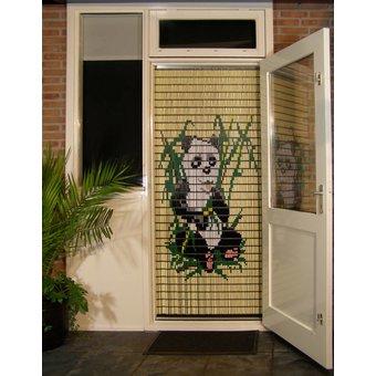 Liso ® Fliegenvorhang DIY-Paket Liso® Panda - Do-it-yourself-Paket. Preis pro m²