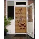 Liso ® 096 Vliegengordijn met Catamaran - Doe-het-zelf pakket | Prijs / m²