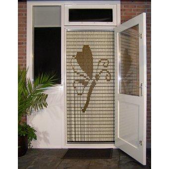 Liso ® Vliegengordijn DHZ-Pakket Liso® Libelle - Doe-het-zelf pakket. Prijs per / m²