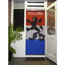 Liso ® 106 Vliegengordijn met Nederlandse vlag - Doe-het-zelf pakket | Prijs / m²