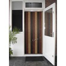Miami ® Vliegengordijn Miami 33% kleurbanen - kant en klaar 92 x 209