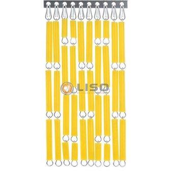 Liso ® Fliegenvorhang DIY Liso® Gelb Paket