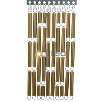 Liso ® Fliegenvorhang DIY Liso® Gold / Bronze Paket