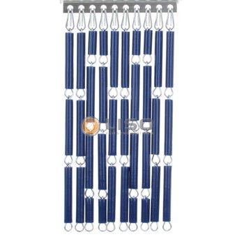 Liso ® Fliegenvorhang DIY-Paket Liso® Dunkelblau