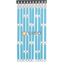Liso ® Flying Curtain Baby Blue - Do-it-yourself-Paket / m2