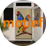 Kant en klaar Model Liso® vliegengordijn standaard maat 92x209 cm