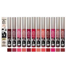 TheBalm®  Meet Matt(e) Hughes® - Liquid Lipstick