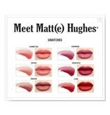 TheBalm®  Meet Matte Hughes® - Set of 6 Mini Long-Lasting Liquid Lipsticks