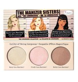 "TheBalm®  The Manizer Sisters - AKA the ""Luminizers"""