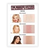 "TheBalm®  The Manizer Sisters - AKA the ""Luminizers"""