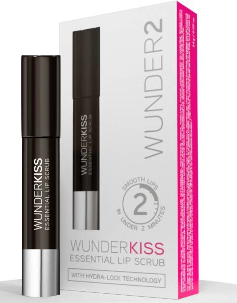 WUNDER2  - WUNDERKISS - ESSENTIAL LIP SCRUB - LIPPENPEELING STIFT