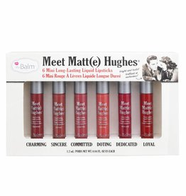 TheBalm®  Meet Matte Hughes® - Set