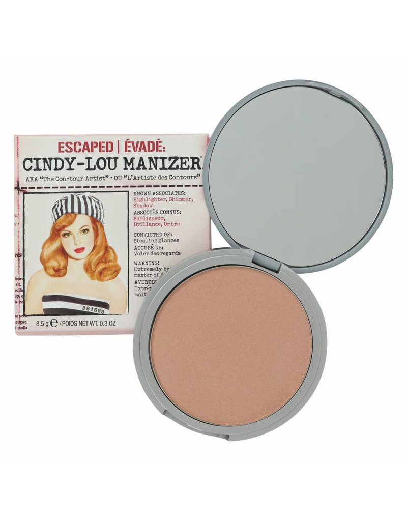 TheBalm®  Cindy-Lou Manizer® - Highlighter, Shadow & Shimmer