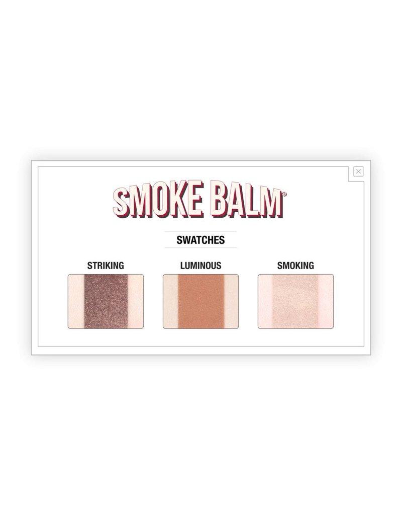 TheBalm®  SmokeBalm Vol. 4 - foiled eyeshadow palette