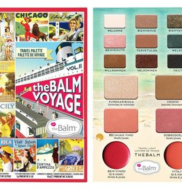 TheBalm®  Voyage Vol.2 - Face Palette