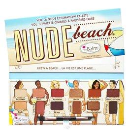 TheBalm®  Nude Beach - Lidschatten Palette