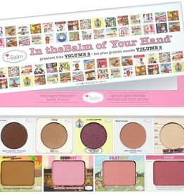 TheBalm®  In theBalm of Your Hand - Greatest Hits Volume 2 Palette