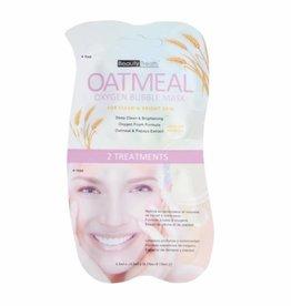 Beauty Treats Oatmeal Oxygen Bubble Mask