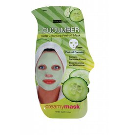 Beauty Treats Cucumber Deep Cleansing Peel-off Mask