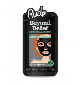 Beyond Belief Purifying Charcoal Gesichtsmaske
