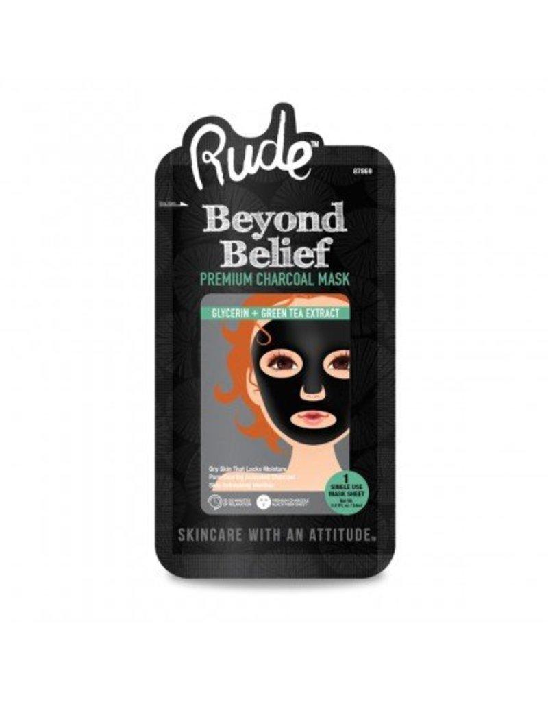 Beyond Belief Purifying Charcoal Gesichtsmaske