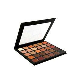 BeBella Cosmetics  - Basic Browns Pro Palette