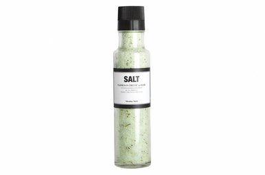 NICOLAS VAHÉ || SALT || PARMESAN CHEESE AND BASIL