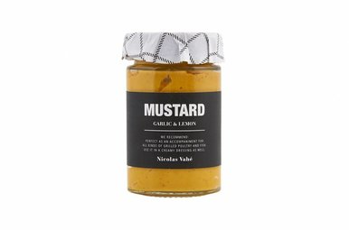 NICOLAS VAHÉ || MUSTARD || GARLIC AND LEMON