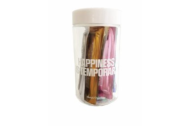 SIMPLY CHOCOLATE || HAPPINESS IS TEMPORARY