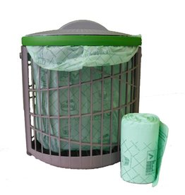 De Bries Ventimax welcome pack + 4 rollen biobags 10 liter (100stuks)