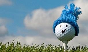 Winter Golfer op GolfDriver.nl