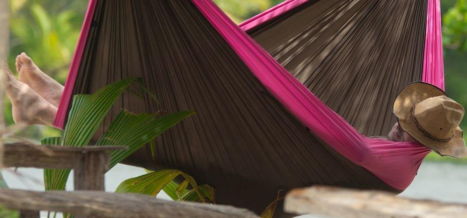 Reishangmatten - Neem je hangmat met op reis!