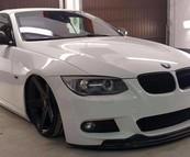 Prachtig project BMW 3 Serie E93