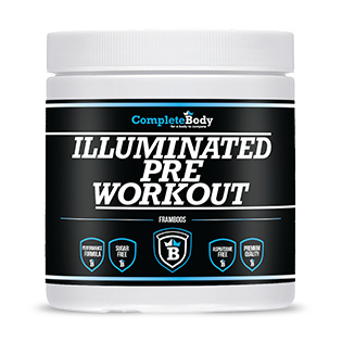 complete body illuminated pre workout supplementen review