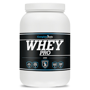 complete body whey pro supplementen review