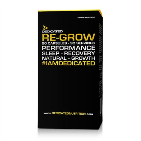 Dedicated Nutrition Re-Grow