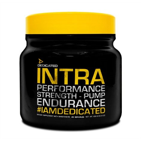 Dedicated Nutrition Intra - Orange