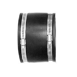 Flexible rubber connector 110 mm