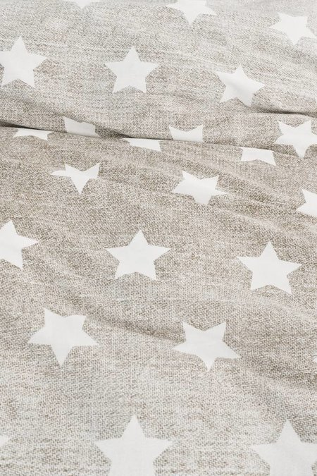 At Home At Home Duvet Starry Sky Natural