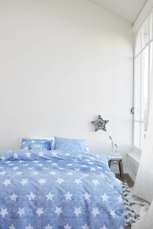 At Home At Home Duvet Starry Sky Blue