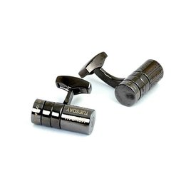 Volare Collection  Cuff link gun metal VC59