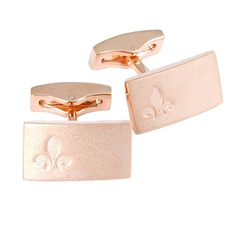 Cuff link·gold·plated·VC295