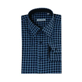 Enrico Monti  Monti blue shirt Country